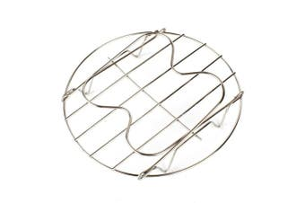 (Instant pot trivet with handles) - Steamer Rack Trivet with Handles for Instant Pot 6 & 7.6l Accessories - Great for Lifting out Springform Pan/Cheesecake Pan
