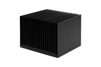 (Alpine 12 Passive) - ARCTIC Alpine 12 Passive - Silent Intel CPU Cooler for all Intel CPU'S up to 47 Watts I Pre-Applied MX-2 Thermal Paste - 95 x 96 mm