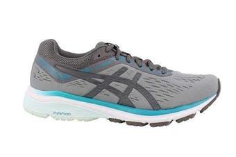 (8 D US, Stone Grey/Carbon) - ASICS Women's GT-1000 7 (D) Running Shoe