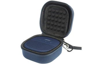 (Midnight Blue) - COMECASE Hard CASE Cover for Bose SoundLink Micro Bluetooth Speaker - Midnight Blue