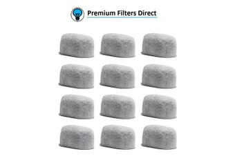 (12) - Premium Replacement Charcoal Water Filter fits All Keurig Machines (12)