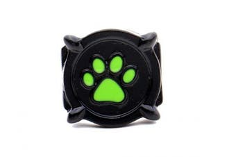 (8) - Cat Noir ring. US size 5,6,7,8.Glow in the dark. Inspired by Miraculous Lady Bug (eight)