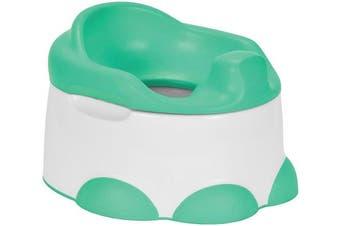 (Aqua) - Bumbo | Step 'n Potty | Aqua