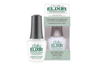 Morgan Taylor - Daily ELIXIR Keratin Nail Treatment - 15 ml/0.5 oz