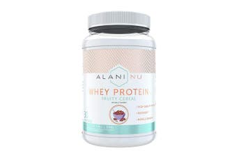 Alani Nu 100% Whey Protein Powder, Fruity Cereal, 30 Servings