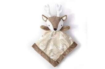 (0.5kg) - Levtex Home Baby Deer Security Blanket