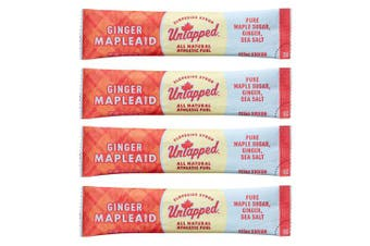 (16 Single Serve) - Untapped Ginger Mapleaid (16 Single Serve)
