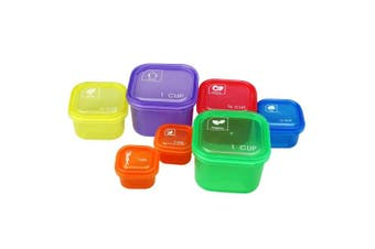 (14 Piece) - 21 Day Portion Control Container kit - 14 Pieces