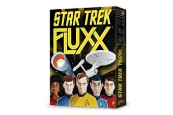 Looney Labs Star Trek Fluxx Card Game, Multicolor