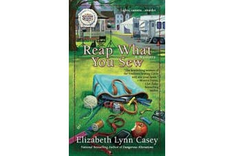 Reap What You Sew (Southern Sewing Circle Mysteries (Mass Market))