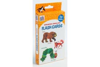 World of Eric Carle (TM) Spanish-English Flash Cards (World of Eric Carle)