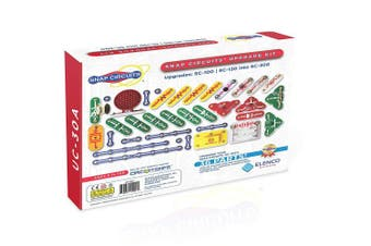 Snap Circuits UC-30A Upgrade Kit, Assorted