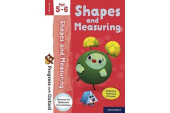 Progress with Oxford: Shapes and Measuring Age 5-6 (Progress with Oxford)