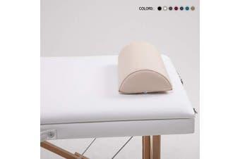(Mini Half-round 611, Vanilla) - Dr.lomilomi Mini Half-round Massage Bolster (Mini Half-round 611, Vanilla)