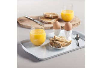 (Duck Egg Blue) - Zeal G203B Serving Tray, Duck Egg Blue