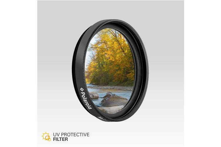 (95 mm) - Polaroid Optics 95mm Multi-Coated UV Protective Filter