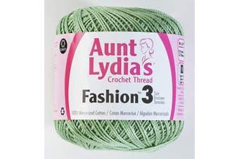 (Sage) - Aunt Lydia's Fashion Crochet Thread Size 3