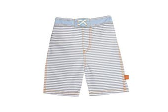 (24 Months, Small Stripes) - Lassig Board Shorts, Small Stripes, 24 Months
