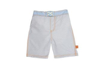 (18 Months, Small Stripes) - Lassig Board Shorts, Small Stripes, 18 Months