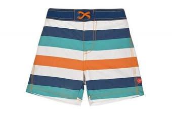 (24 Months, Multistripe) - Lassig Board Shorts, Multistripe, 24 Months