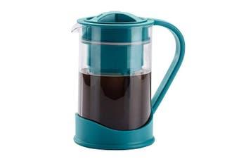 BonJour 47113 Coffee Maker Cold Brewer, Aqua