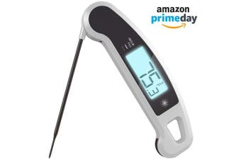 (Panda) - Lavatools Javelin PRO Duo Limited Edition 003 Ambidextrous Backlit Instant Read Digital Meat Thermometer (Panda)