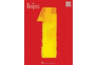 The Beatles - 1: For Easy Guitar with Riffs & Solos (with Tab)