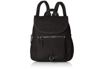 (Black (Schwarz 60)) - Gabor Women's Hanne Rucksack Handbag