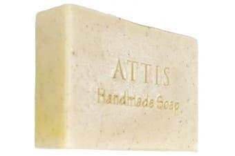 ATTIS Handmade Rhassoul | Manuka Honey Shampoo Bar | with Kaolin Clay