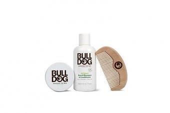 (Starter Kit, Beard Starter Kit) - Bulldog Skincare Bulldog Beard Starter Kit