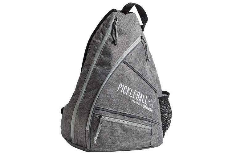 (Gray/Gray) - Franklin Sports Pickleball Bag - Official Bag of the US Open - Grey/Grey