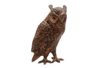(Great Horned Owl) - Achla Designs Great Horned Owl Garden Statue