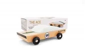 Candylab Toys Ace Vintage Modern Racer
