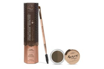 (MYSTICAL TAUPE) - Double Shade Eyebrow Gel Cream included dual brush (MYSTICAL TAUPE)