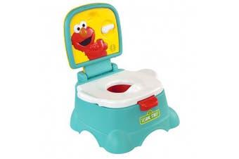 Sesame Street Elmo Hooray 3 In 1 Potty