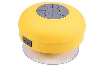 Encore ENZSUNTW-M3YLW Water resistance Bluetooth speaker Yellow