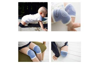 Baby Crawling Anti-Slip Knee, New Unisex Baby Toddlers Kneepads,Breathable Adjustable Elastic Unisex Infant Toddler Baby Kneepads Knee Elbow Pads Crawling Safety Protector, Leg Warmers 5 Pairs