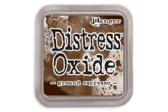(Ground Espresso) - Ranger Distress Ink, Ground Espresso