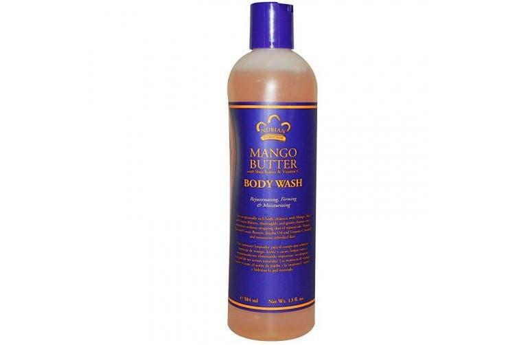 (Mango Butter) - Nubian Heritage Body Wash Mango Butter - 380ml