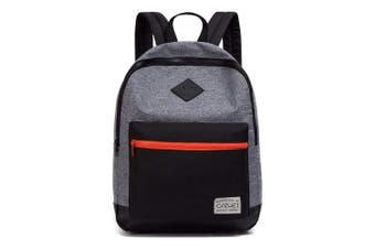 (Black) - School Bags Children Backpacks Lightweight Shoulder Rucksack Daypack for Boys and Girls