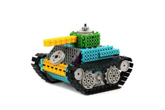 PACKGOUT Remote Control Building Kits for Boy Gift STEM Robot Kits for Teen Boy Gifts Construction Set, Build Your Own Remote Control kids building kits