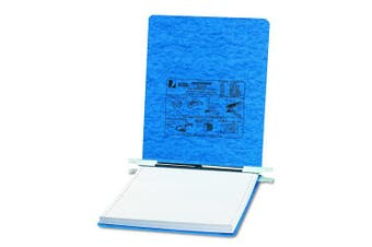 (Light blue.) - ACCO Pressboard Hanging Data Binder, 24cm x 28cm Unburst Sheets, Light Blue (54112)