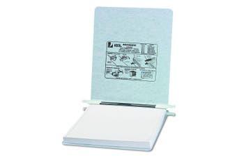 (Light gray.) - Acco ACC54114 PRESSTEX Covers w/Storage Hooks, 15cm Cap, 9 1/2 x 11, Light Grey