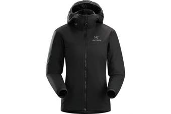 (Large, Black) - Arc'teryx Women's Atom Lt Hoody