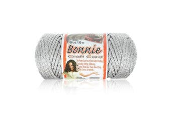 (Shadow) - Craft County - 4MM Bonnie Cord - 100 Yards - Wide Variety Colour Selection - Macrame Cord