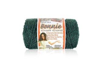 (Antique Jade) - Craft County - 4MM Bonnie Cord - 100 Yards - Wide Variety Colour Selection - Macrame Cord