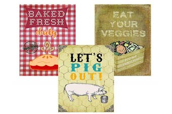 (Food Decor) - Silly Goose Gifts Farmers Market Themed Party Invitations Supply Decor (Food Decor)