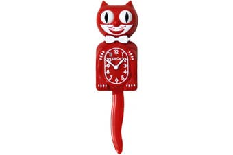 (Scarlet Red) - Kit Cat Klock Gentlemen Limited Edition (Scarlet Red)