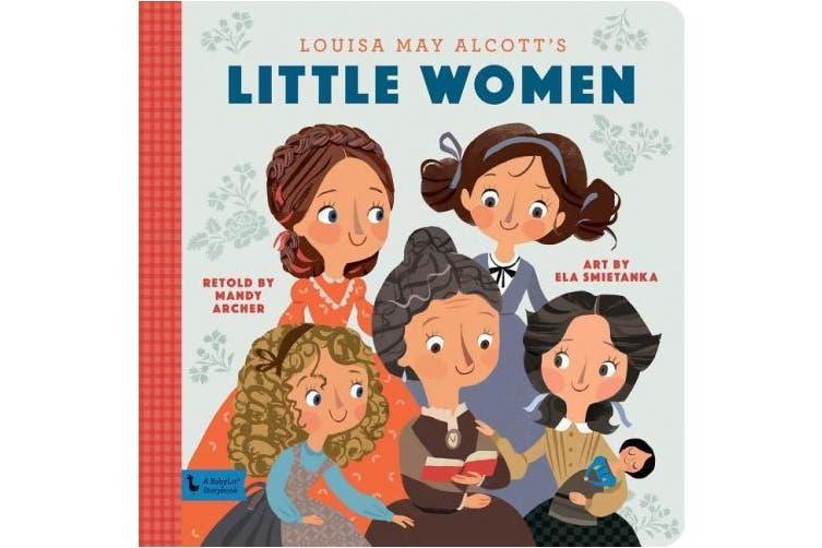 Little Women: A BabyLit Storybook: A BabyLit Storybook (BabyLit)