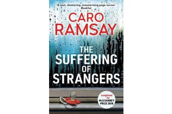 The Suffering of Strangers (Anderson and Costello thrillers)